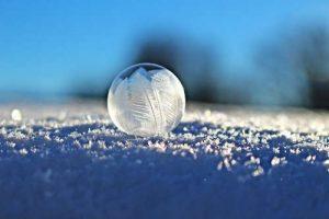 Winter als Grund für Laufband kaufen